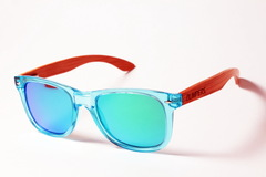 Очки Bumpers Wayfarer Blue Ray