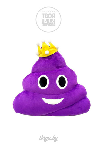 """Подушка """"Фиолетовая Принцесса"""""""