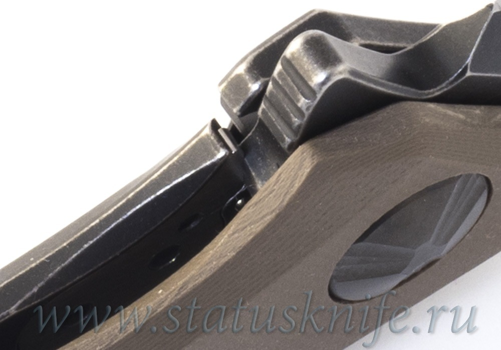 Нож Zero Tolerance 0462TAN ZT 0462TAN Sinkevich design