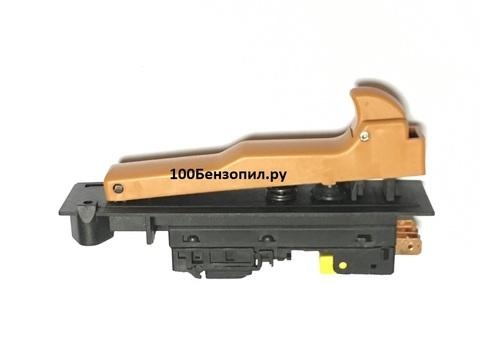 Выключатель для УШМ Макита GA 9069/GA 9020 ( четыре контакта )