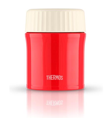 Термос для еды Thermos JBI-380 (0,38 литра) красный
