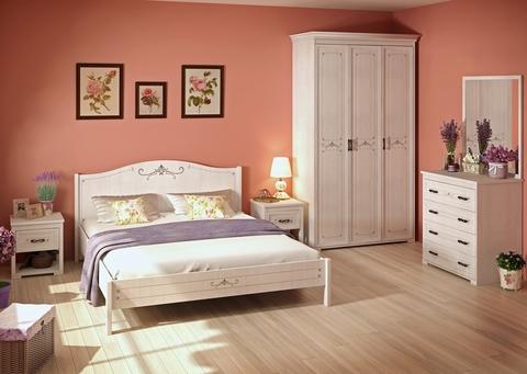 Спальня Афродита-2 лиственница сибио