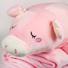 Игрушка PIG с пледом