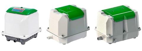 Мембанные компрессоры для пруда в ассортименте