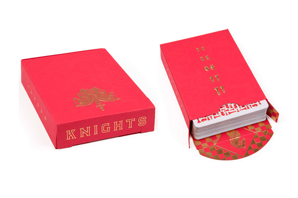 Ellusionist Red Knights