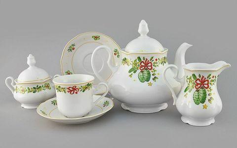 Сервиз чайный 15 предметов Мэри-Энн Leander