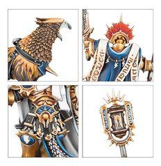 Strormcast Eternals Lord-Veritant