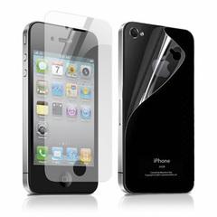 Комплект пленок для iPhone 4/4S