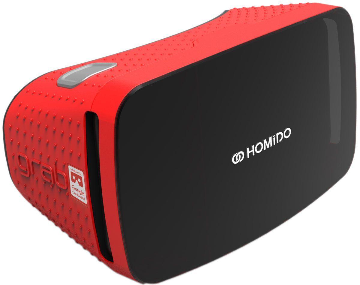 Очки виртуальной реальности для смартфонов Homido Grab Blue