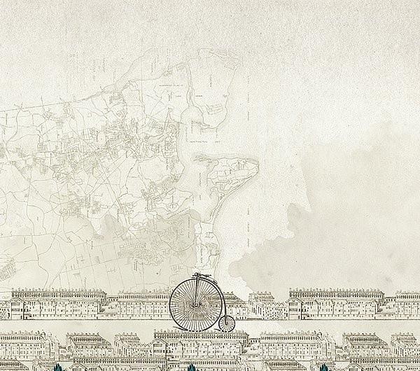 Панно Tres Tintas Journeys JO1028-2, интернет магазин Волео