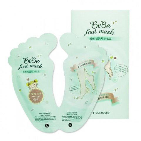 Be be Foot Mask