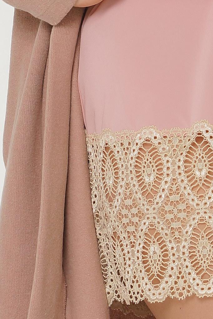 Домашний комплект: халат и сорочка Valery