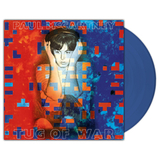 Paul McCartney / Tug Of War (Coloured Vinyl)(LP)