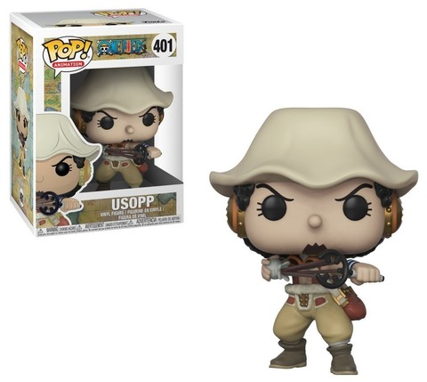 Usopp (One Piece) Funko Pop! Vinyl Figure || Усопп