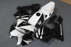 Комплект пластика для мотоцикла Honda CBR 600 RR 05-06 Бело-Черный