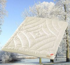Одеяло шерстяное всесезонное 180х200 Hefel Моцарт Роял Дабл Лайт