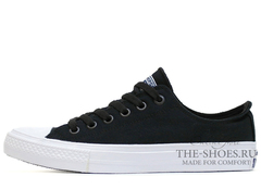 Кеды Converse All Stars II Low Black White