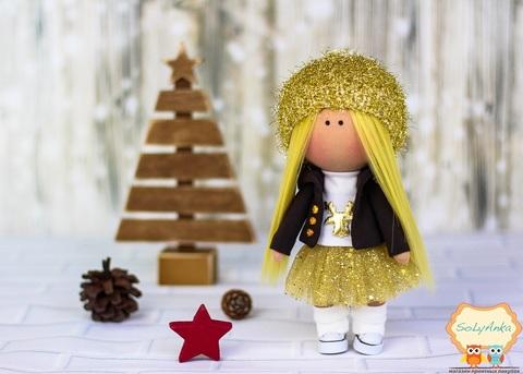Кукла Джуди. Коллекция La Petite.