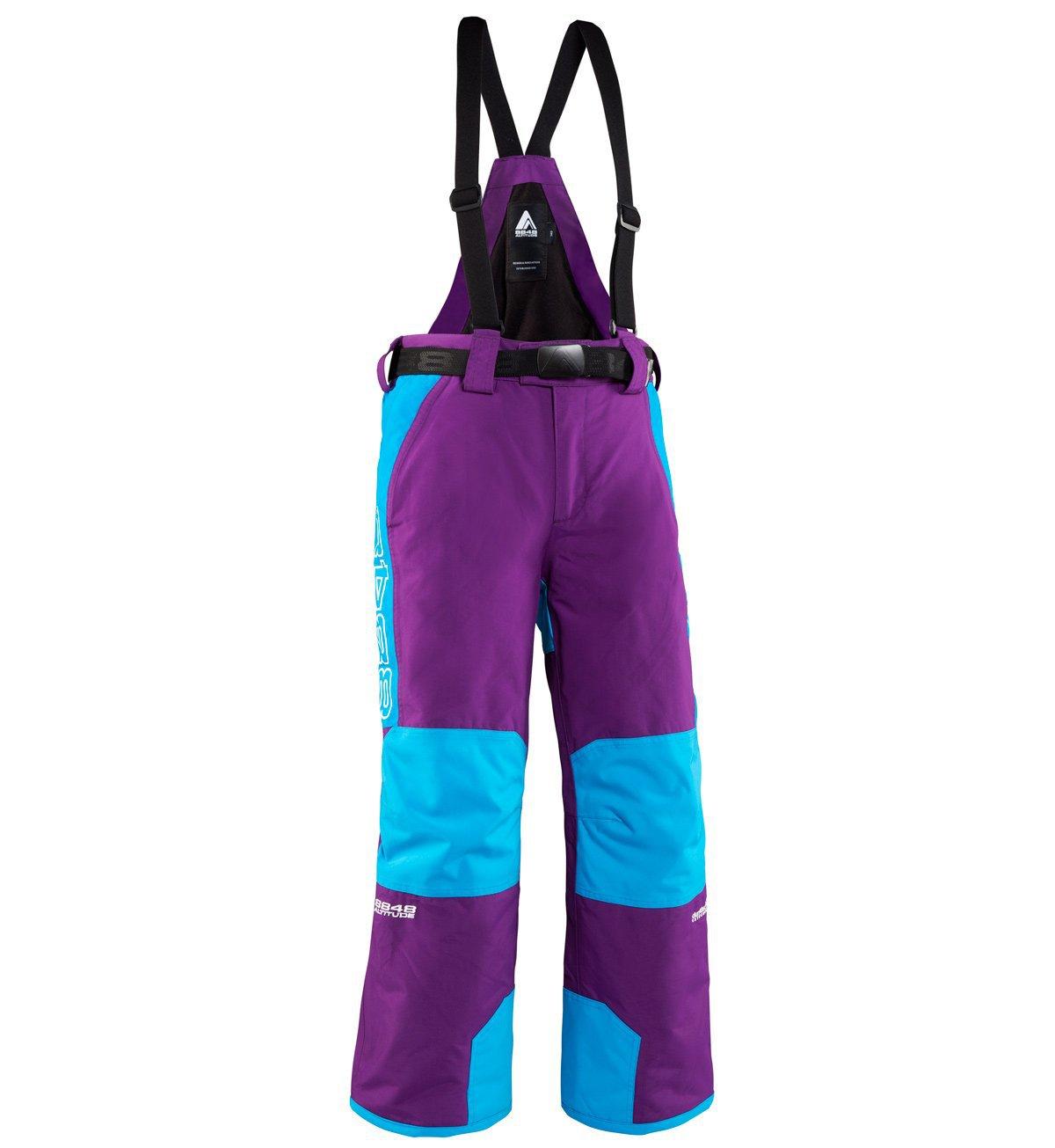 Детские горнолыжные брюки 8848 Altitude Mowat фиолетовые