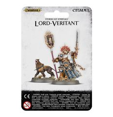 Strormcast Eternals Lord-Veritant. Блистер