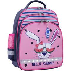 Рюкзак школьный Bagland Mouse 321 серый 204к (0051370)