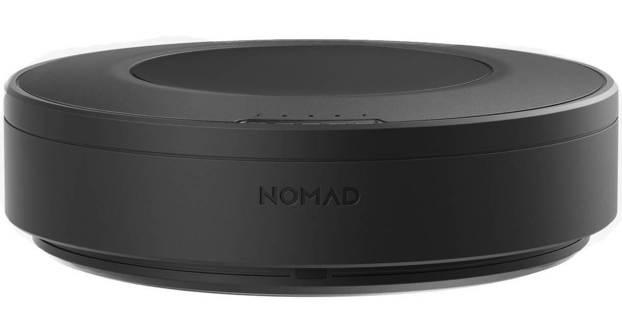 Хаб с беспроводной зарядкой Nomad Wireless Hub крупно