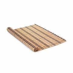 Коврик сервировочный 45x30см на обеденный стол (бамбук)
