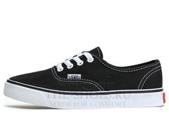 Кеды Vans Low Black White
