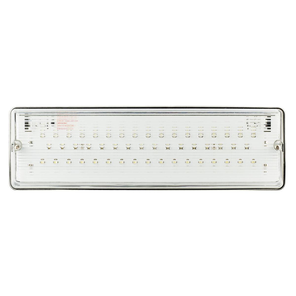 Аварийный светодиодный светильник PL EML 2.0 Pelastus – вид спереди