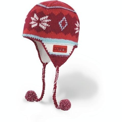 шапка с ушами Dakine Mini Peruvian