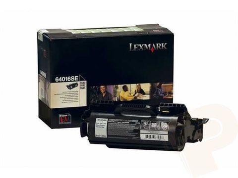 Картридж для принтеров Lexmark T640/T642/T644 черный (black). Ресурс 6000 стр (64016SE)