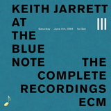 Keith Jarrett / At The Blue Note - The Complete Recordings ECM III (CD)