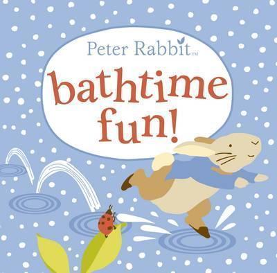 Kitab Peter Rabbit Bathtime Fun | Beatrix Potter