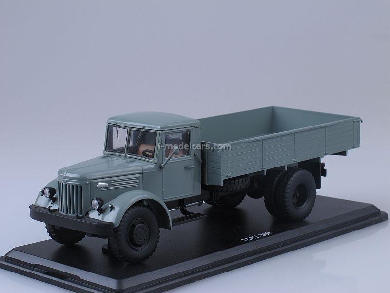 MAZ-200 board gray 1:43 Start Scale Models (SSM)