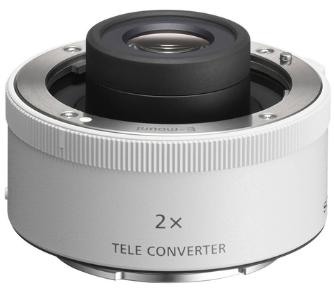 Телеконвертер Sony 2.0х (SEL20TC)