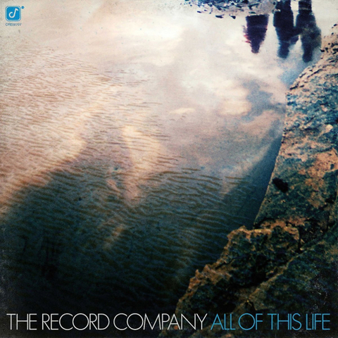 The Record Company / All Of This Life (LP)