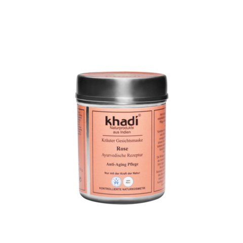 Роза убтан для лица против морщин Khadi Naturprodukte, 50 гр
