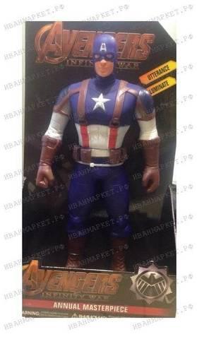 Капитан Америка 33 см.