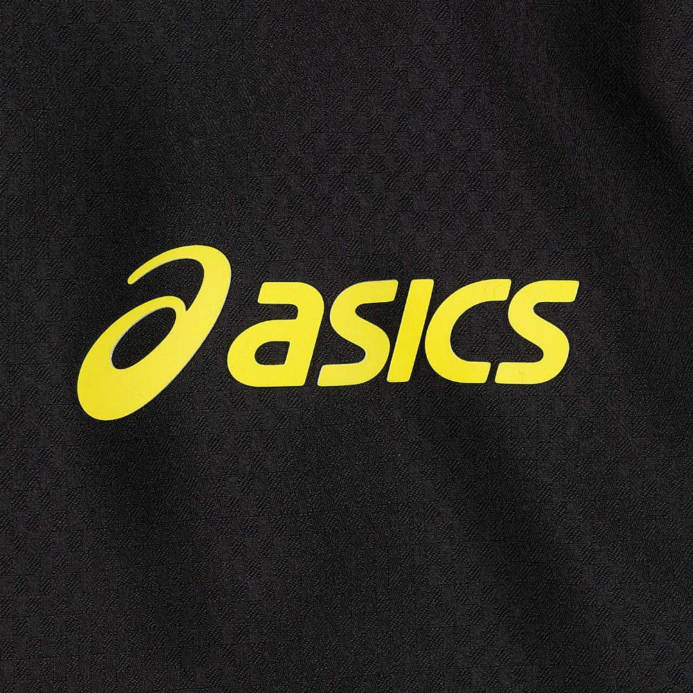 Мужские беговые шорты-боксеры асикс Fuji Short Asics Woven Short (110559 0497) черные
