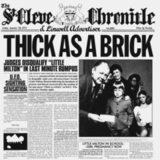Jethro Tull ‎/ Thick As A Brick (The Steven Wilson Remix)(CD)