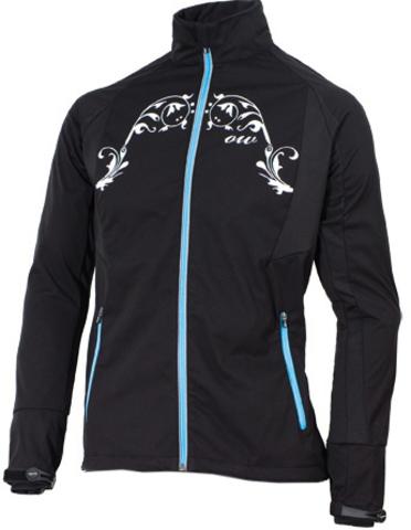 Лыжная куртка One Way Julie black-blue