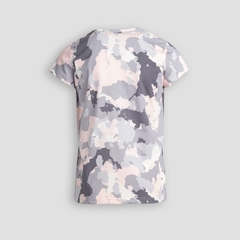 Детская женская футболка E19K-24M102