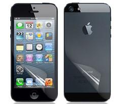 Комплект пленок для iPhone 5/5S/5C