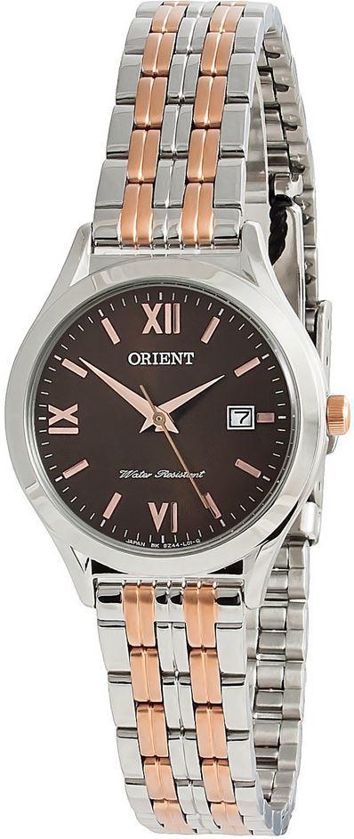 Женские часы Orient SZ44007T Мужские часы Cerruti 1881 CRA084D224G