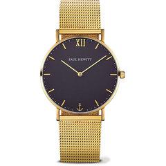 Унисекс немецкие часы Paul Hewitt, Sailor Line PH-SA-G-ST-B-4M