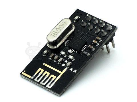 Беспроводной приемопередатчик NRF24L01+ 2,4GHz