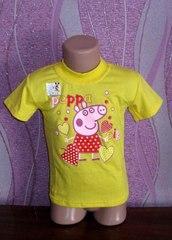 Детская футболка Пепа!