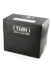 Ultimate Guard - Черная коробочка для двух колод Twin