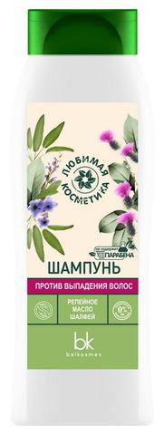 BelKosmex Любимая косметика Шампунь против выпадения волос 400г