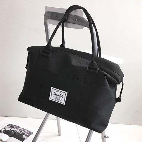 Спортивная сумка Fitness2u-HL - черная